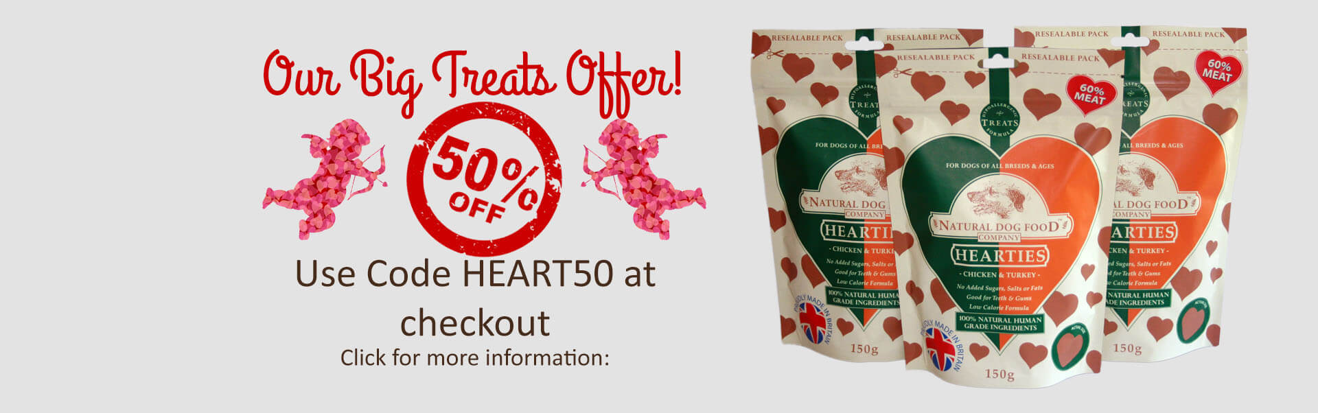 February Treats offer